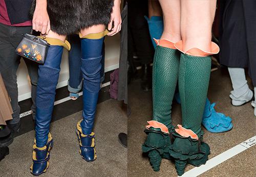 Модные женские сапоги 2016-2017 – лучшие модели