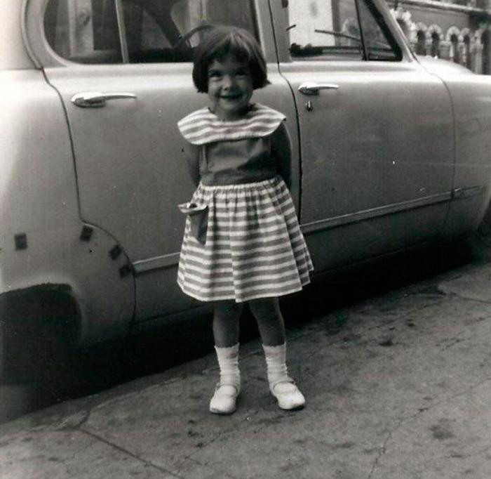 35 Винтажных образов маленьких девочек на старых фото title=