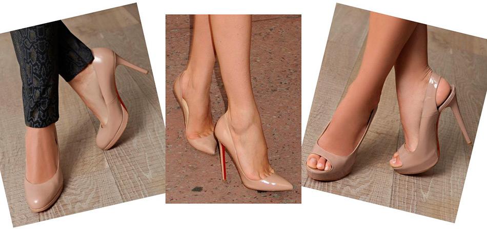Как носить туфли на высоком каблуке