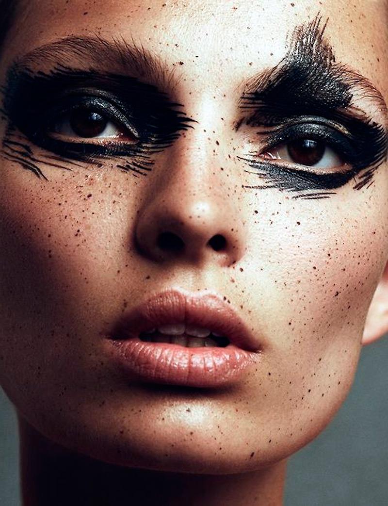 Мистический макияж