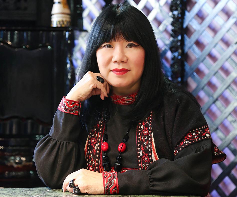 дизайнер Анна Суи