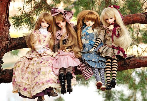 Где купить самую красивую куклу в мире?