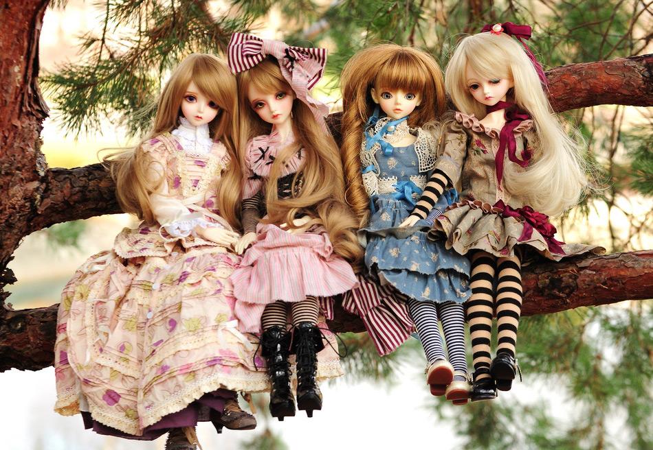 Картинки самых красивых кукол
