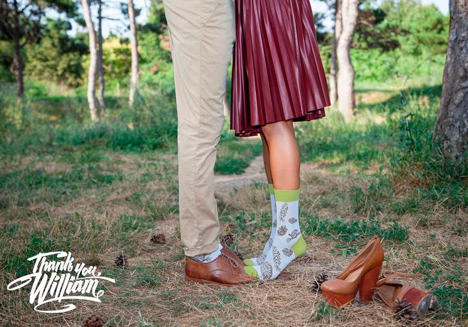 Красивые носки для ярких людей