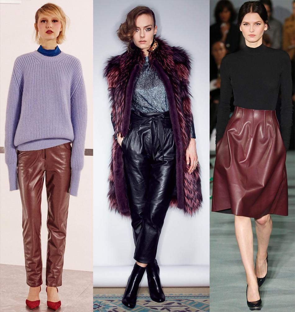 Модные женские юбки и платья
