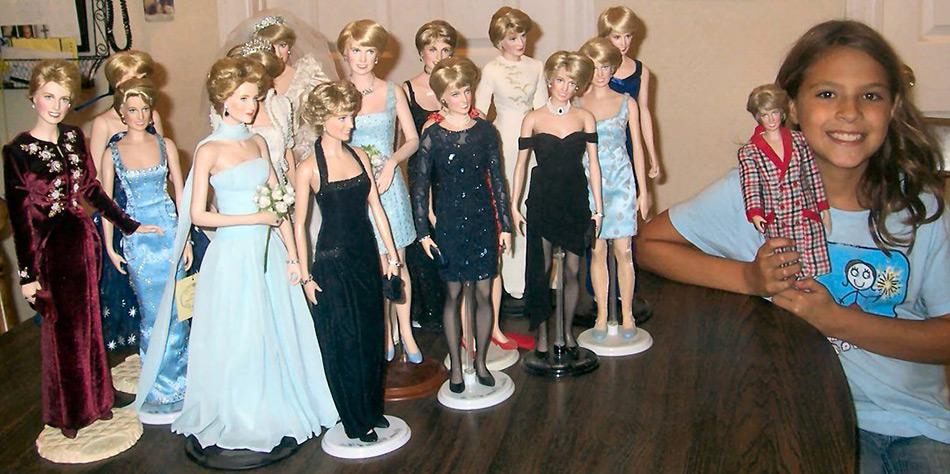 Коллекционирование кукол