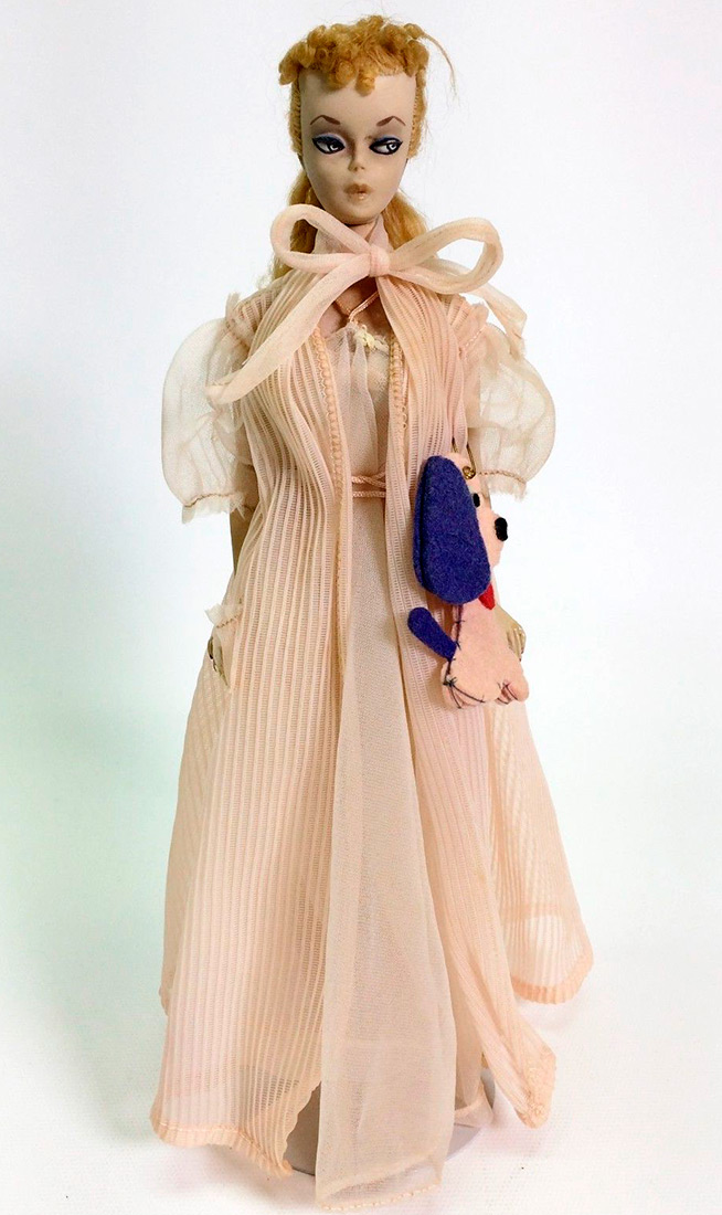 Очень редкая кукла Барби