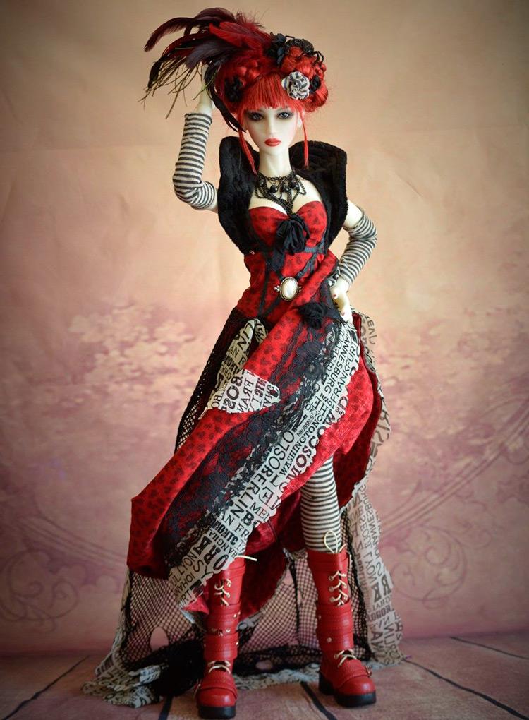 Как правильно коллекционировать кукол title=