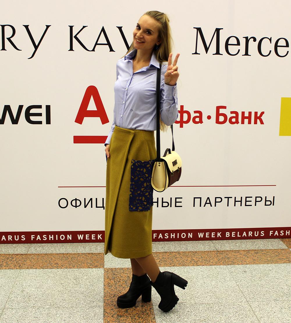 Светлана Винокурова - фото с Недели моды