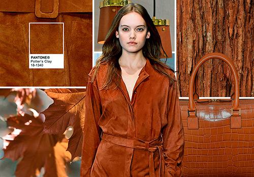 Выбираем лучшие оттенки коричневого цвета в одежде