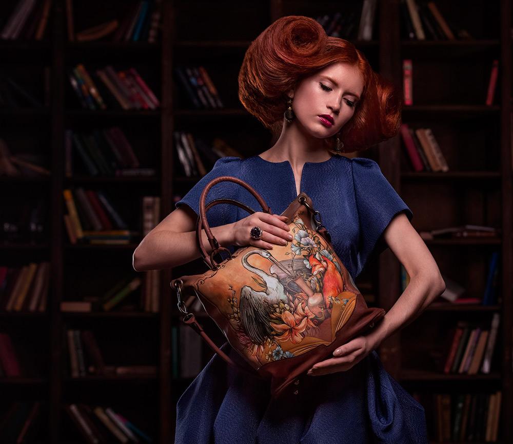 Сказочные сумки от Ante Kovac