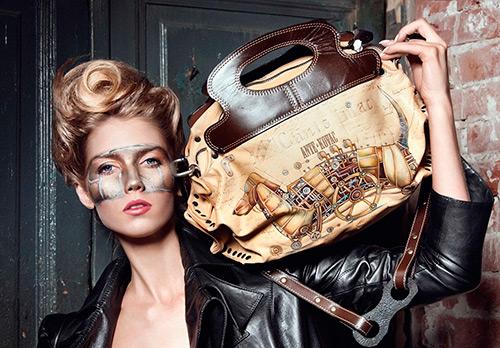 Изучаем модные стили вместе с сумками Ante Kovac