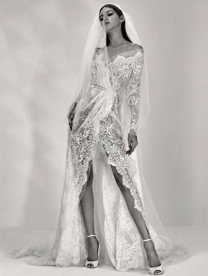 Свадебные платья Elie Saab 2017-2018