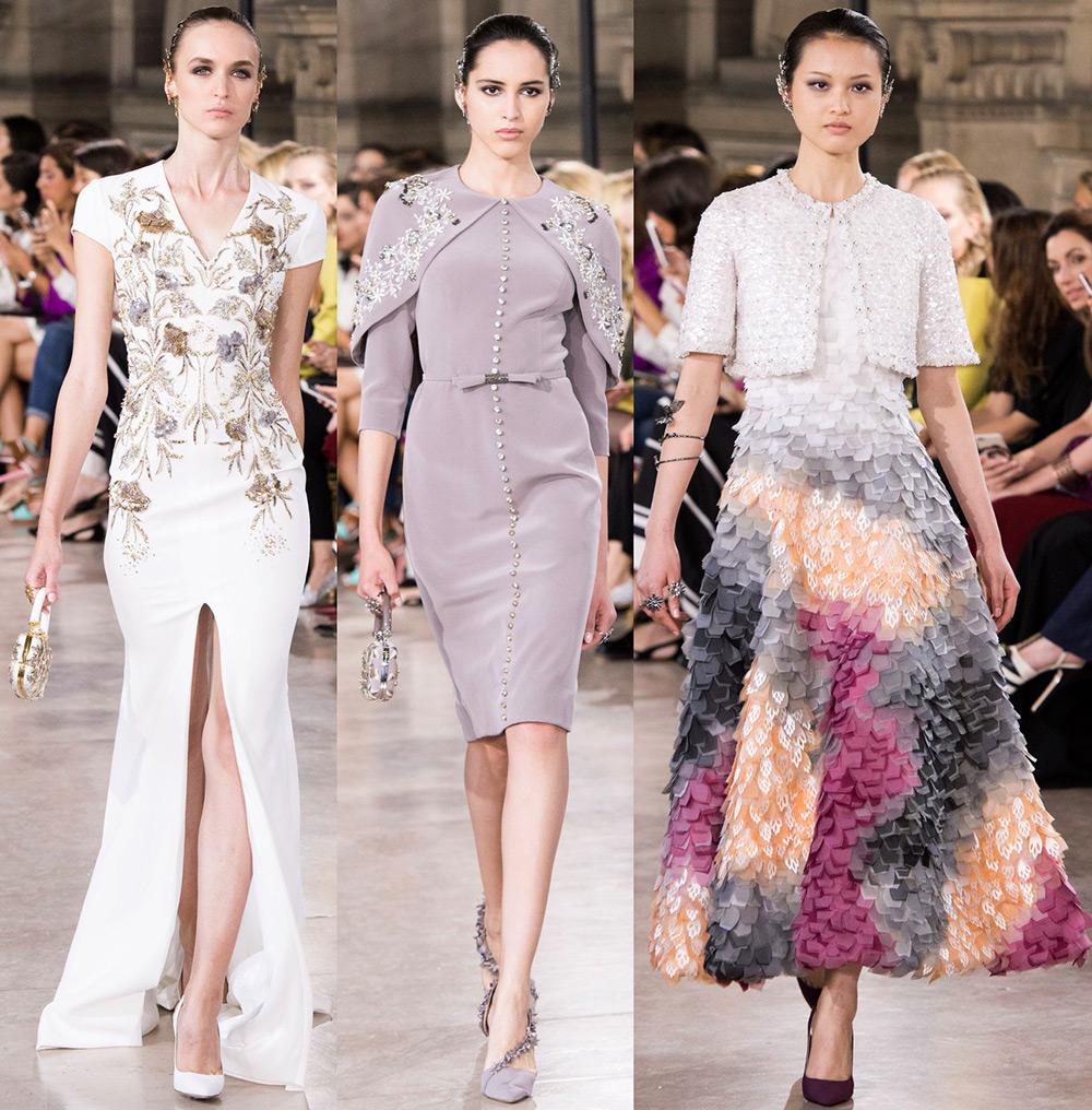 красивые платья Джорджа Хобейка