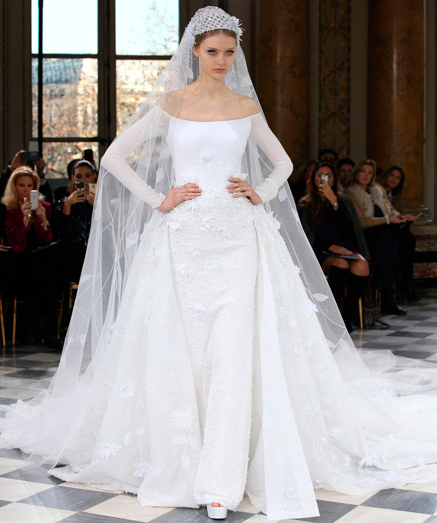 Свадебное платье Georges Hobeika