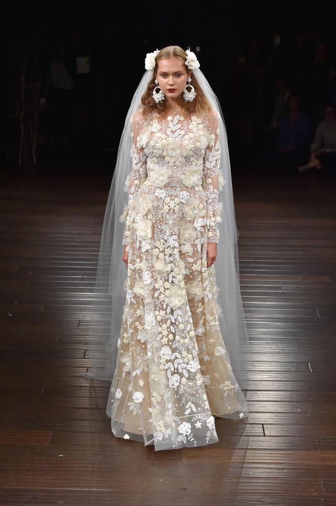 Самое красивое свадебное платье 2017-2018