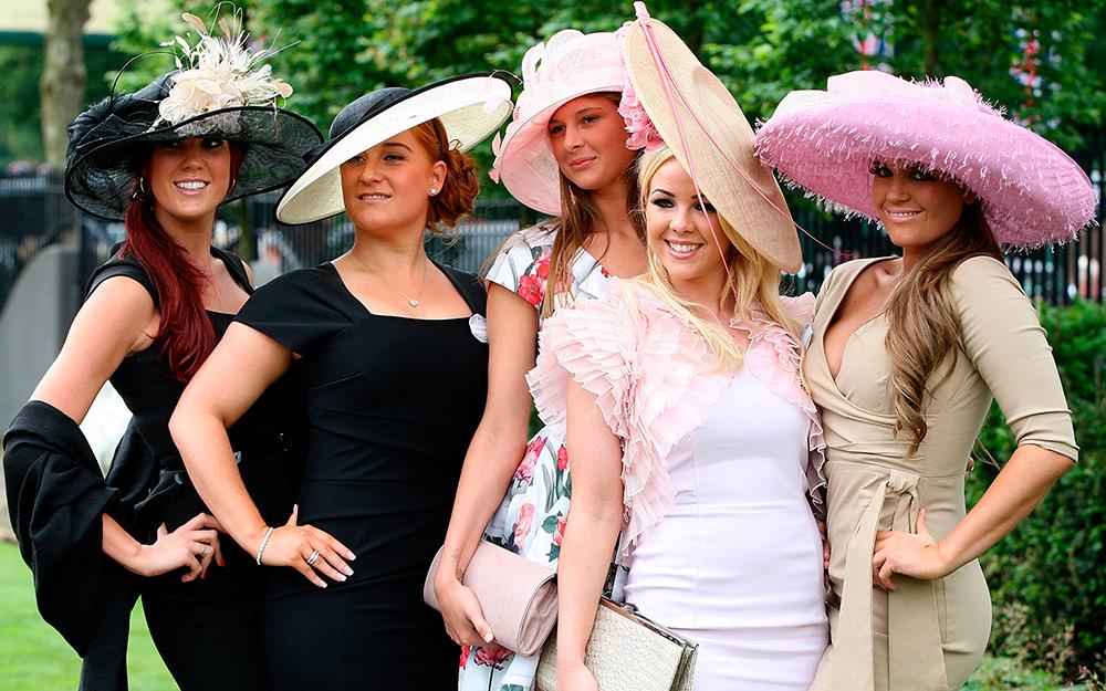 8 правил официального дресс-кода на скачках Royal Asсot