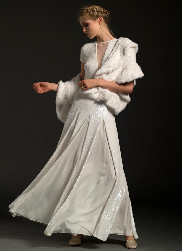 Свадебные платья Temperley London 2017-2018