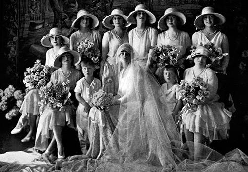48 Свадебных платьев из 1920х годов