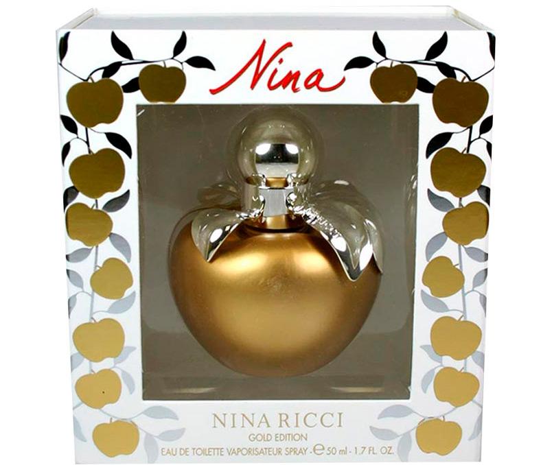 Лучшие парфюмерные ароматы от Nina Ricci