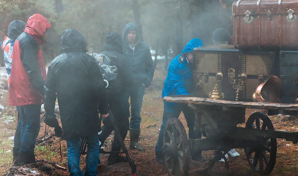 Русский бренд Ante Kovac снимает новый мини-фильм в 2019 году