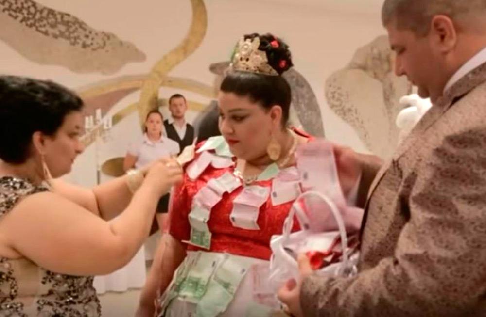 Самые богатые цыганские свадьбы