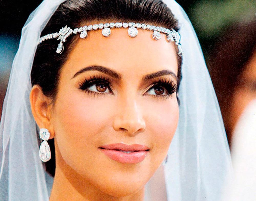 Фероньерка украшение на свадьбу