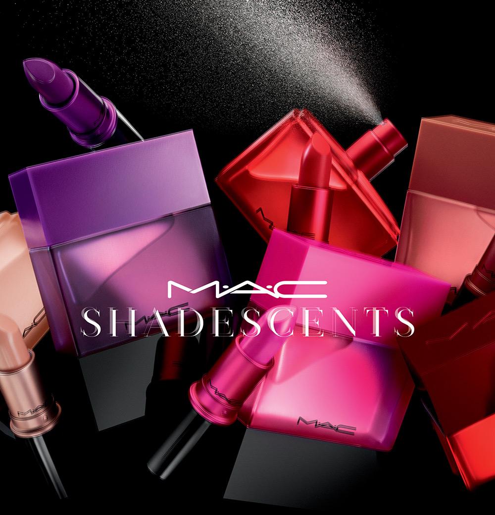 Парфюмерные ароматы от MAC Cosmetics