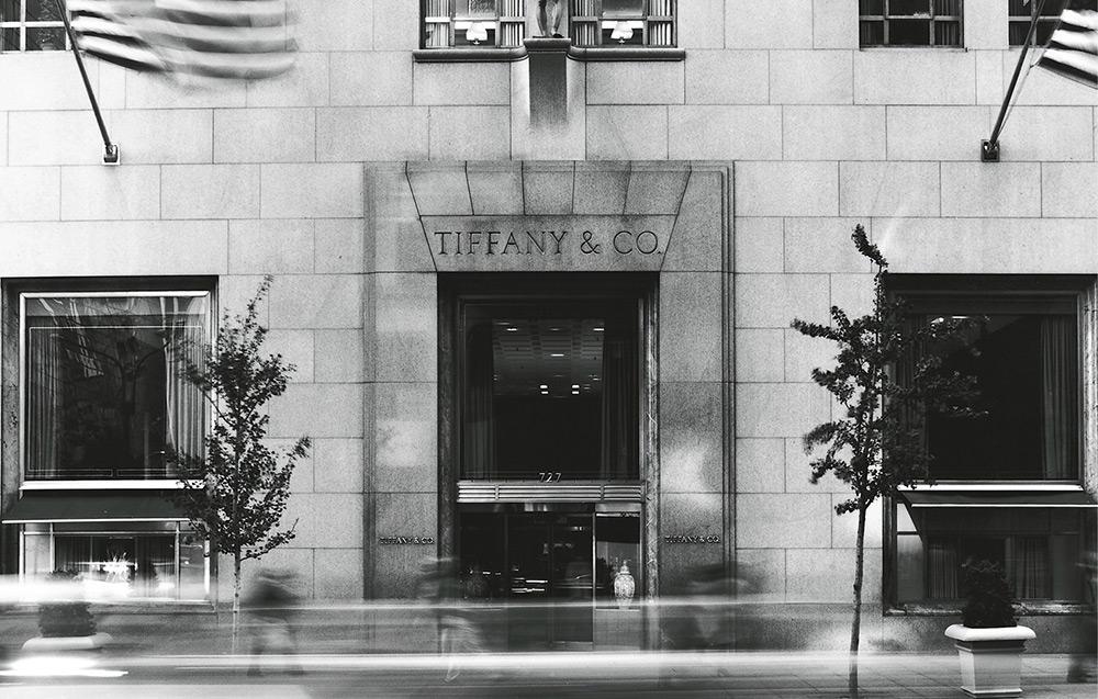 бутик Tiffany