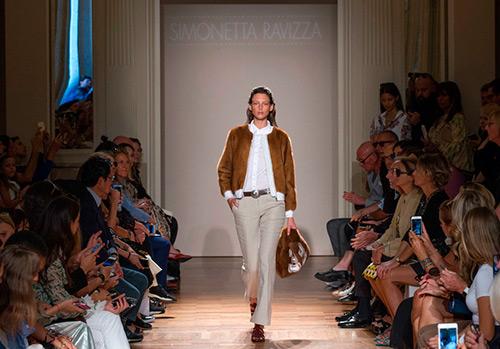Меховые шорты и другие изделия из меха от Simonetta Ravizza