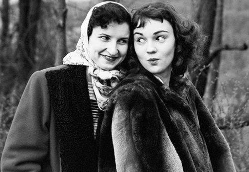 Женская мода 1940 годов в США – фото высокого качества
