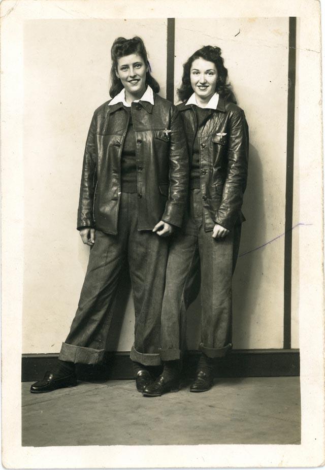 Женская мода 1940 годов в США