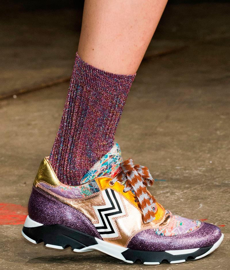 Женские носки Missoni