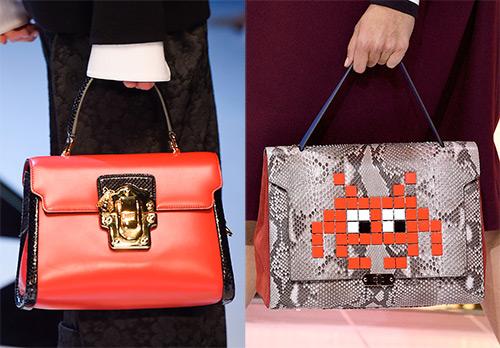 Модные женские сумки 2016-2017 – лучшие модели