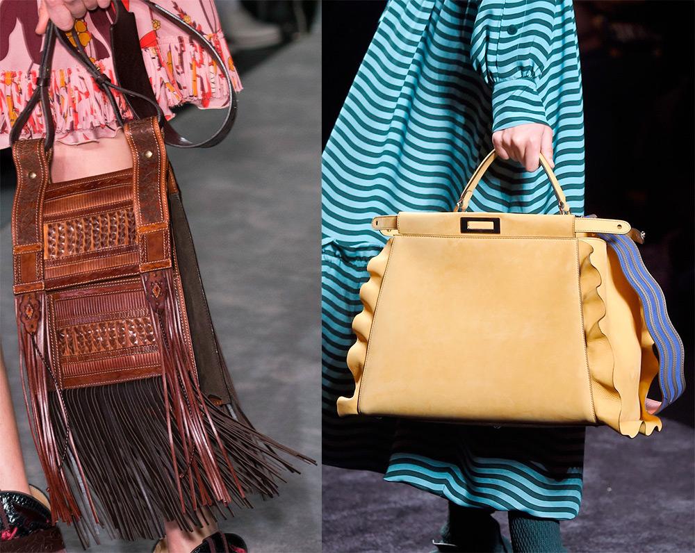 Модные женские сумки 2016-2017