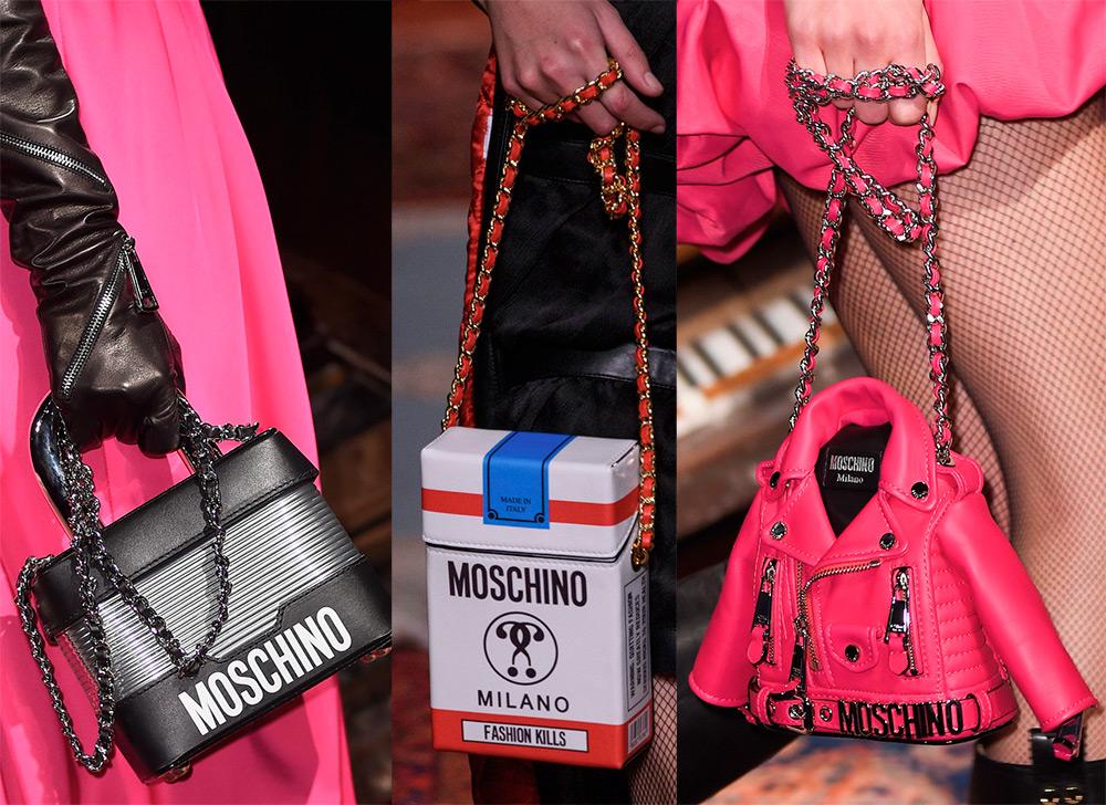 Женские сумки Moschino