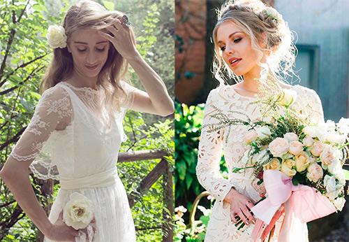 Какой должна быть невеста в стиле бохо?