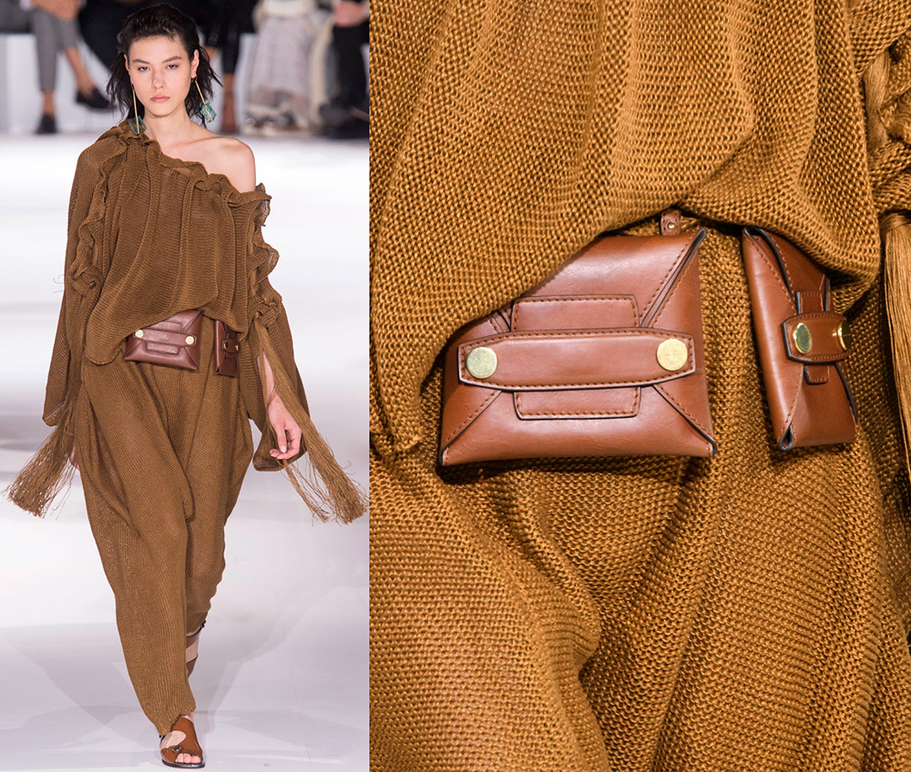 Поясные сумки Stella McCartney