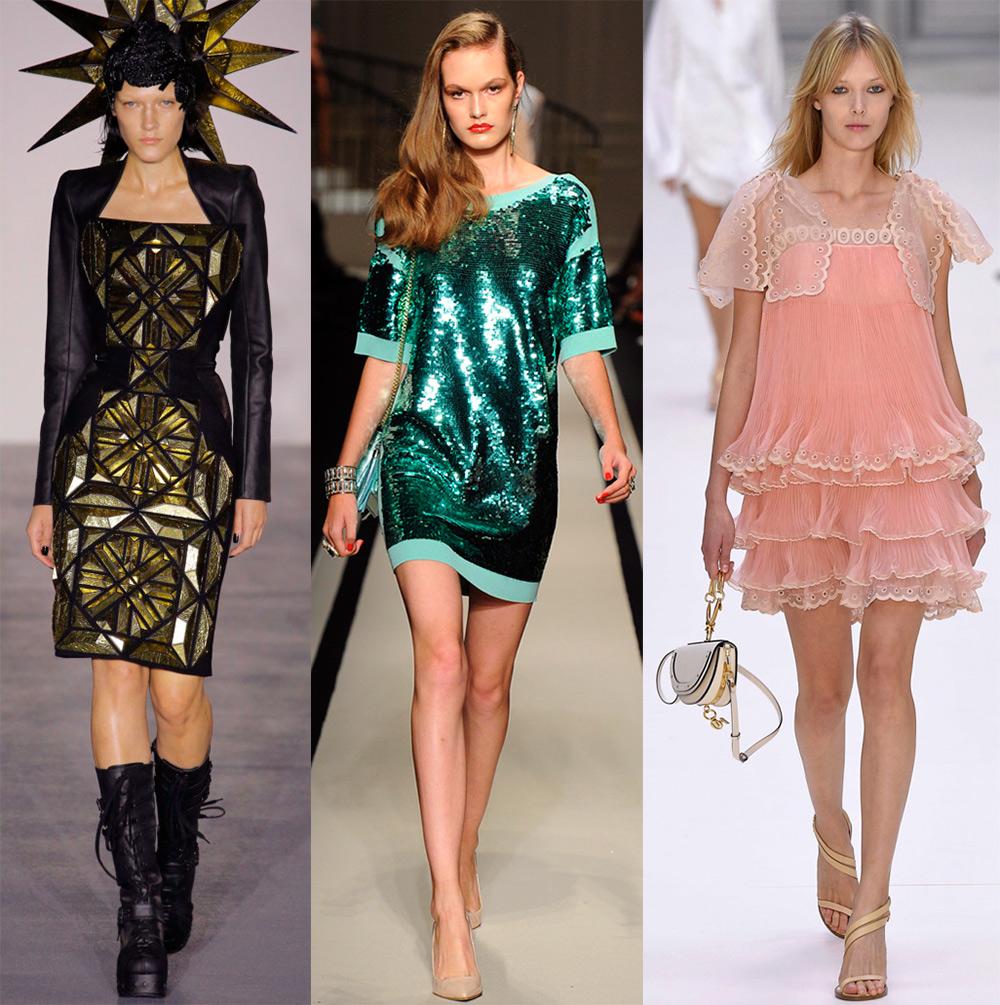 Модели платьев весна лето фото