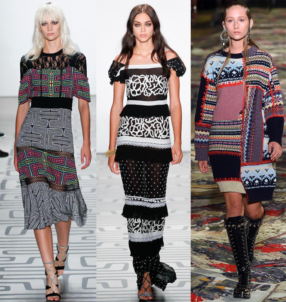 Модные платья весна-лето 2017