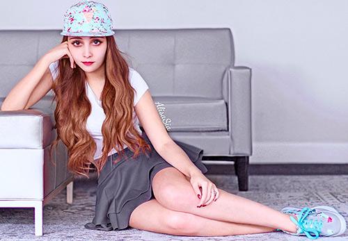 Алиса в стране чудес и современные модные образы