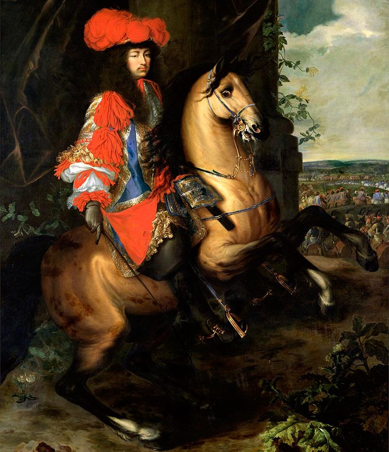 Мода и костюм в стиле барокко – эпоха Людовика XIV