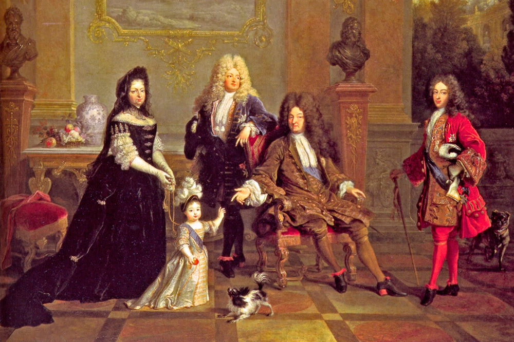 Мода и костюм в стиле барокко