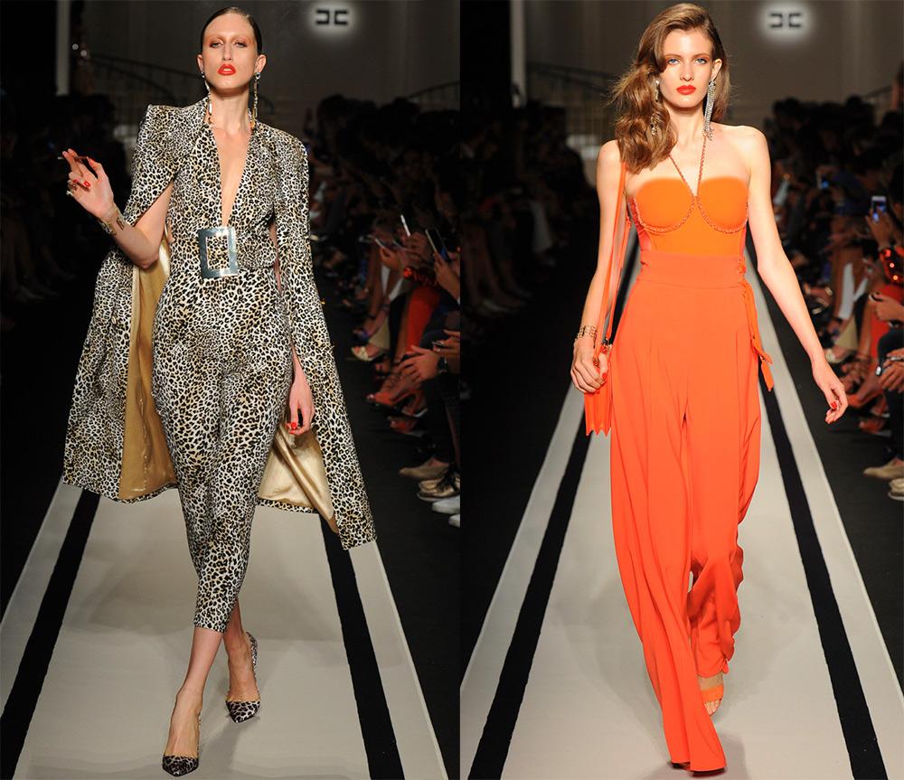 Модные комбинезоны Elisabetta Franchi