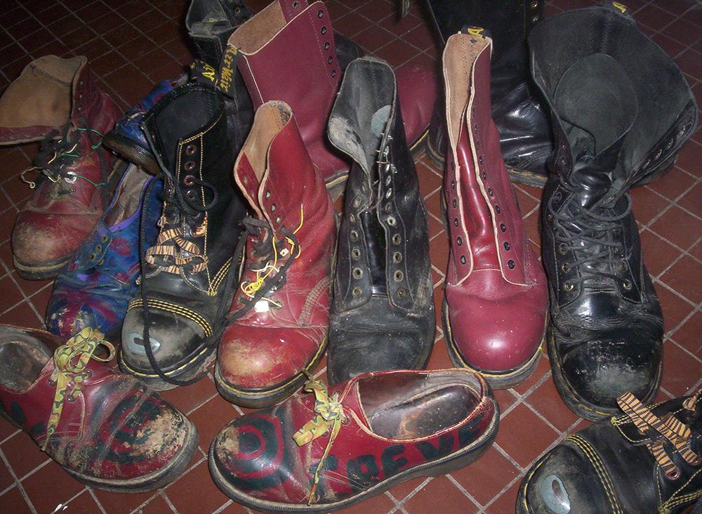 История о ботинках Доктор Мартинс