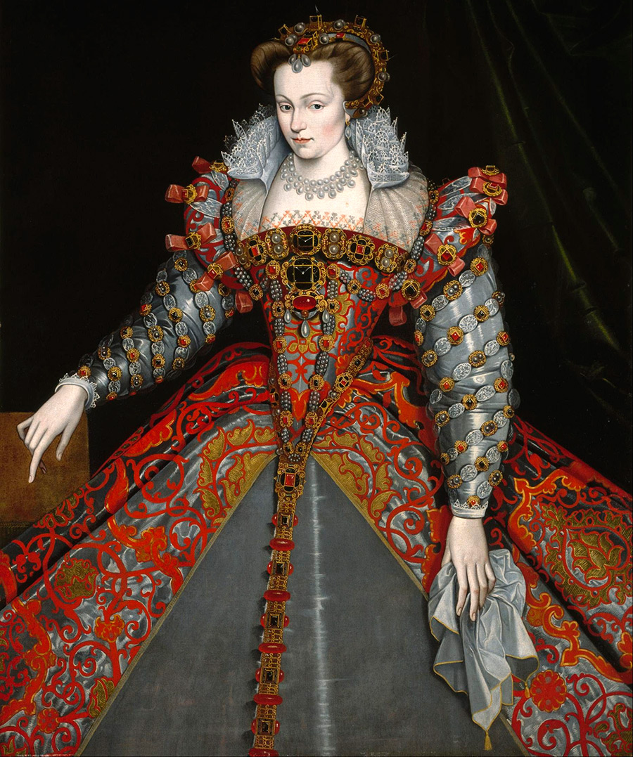 Королева Луиза Лотарингская