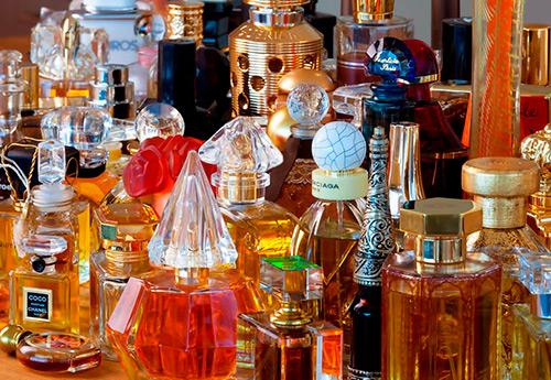 Как и где хранить любимую парфюмерию