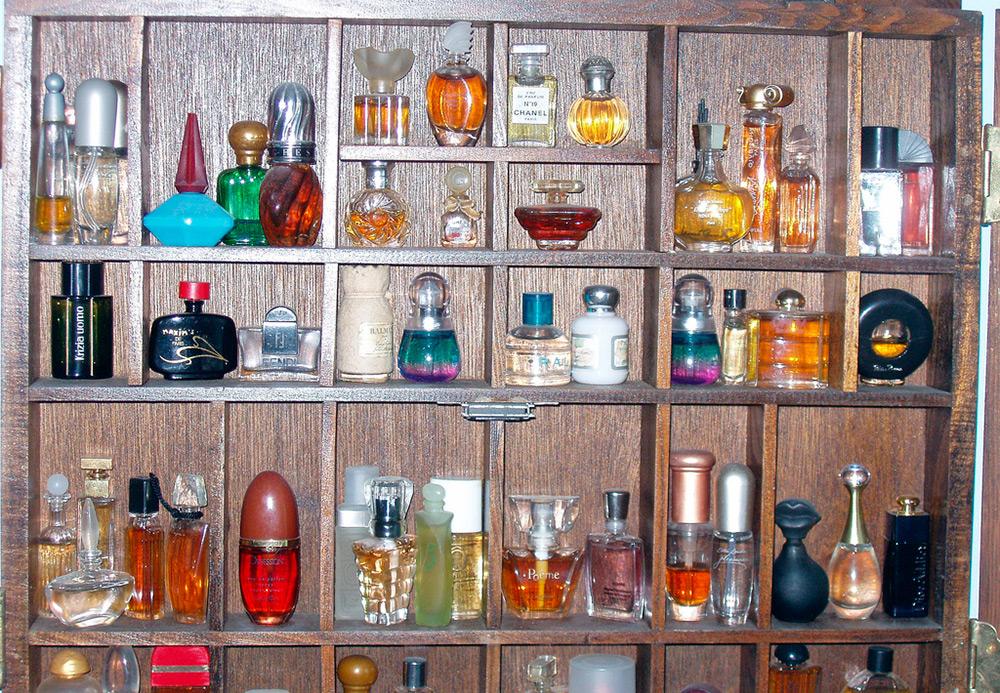 как и где хранить духи и парфюмерную воду