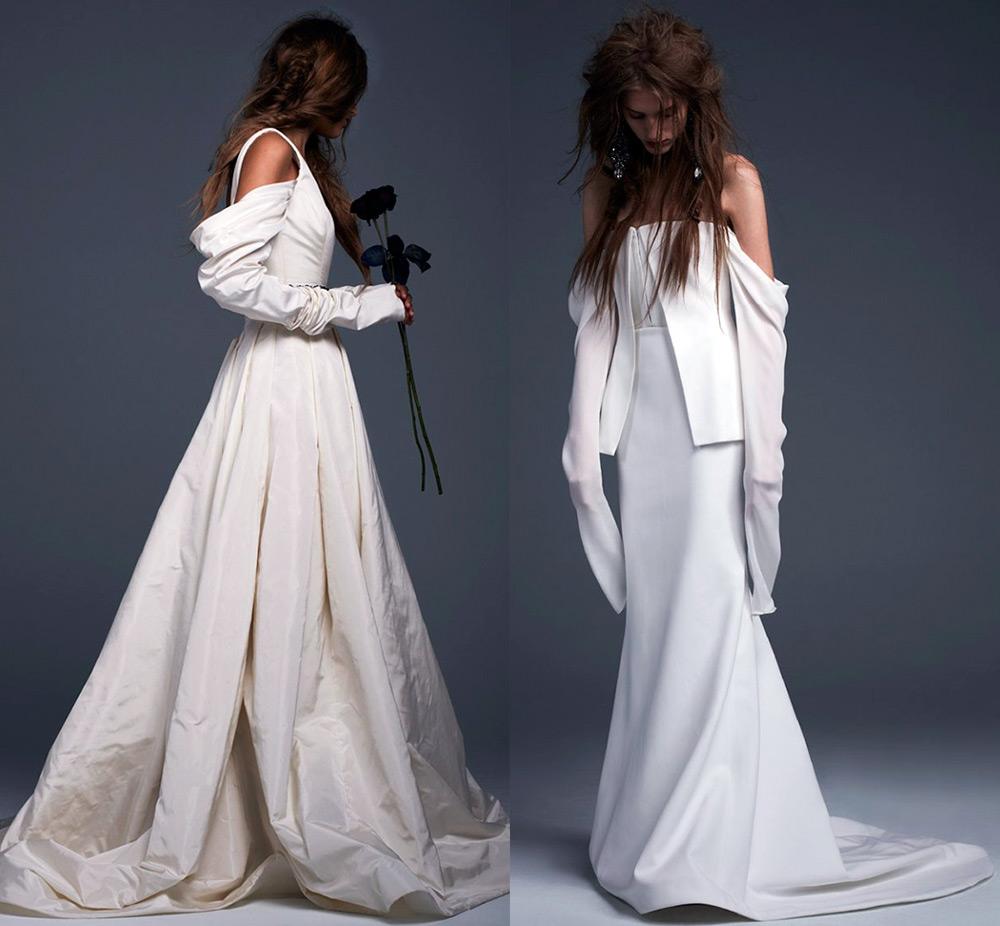 Модные свадебные платья 2017-2018