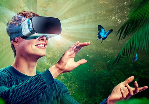 Ароматы в виртуальной реальности